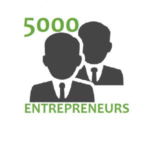 Deploy 5000 Entrepreneurs Agora Goal